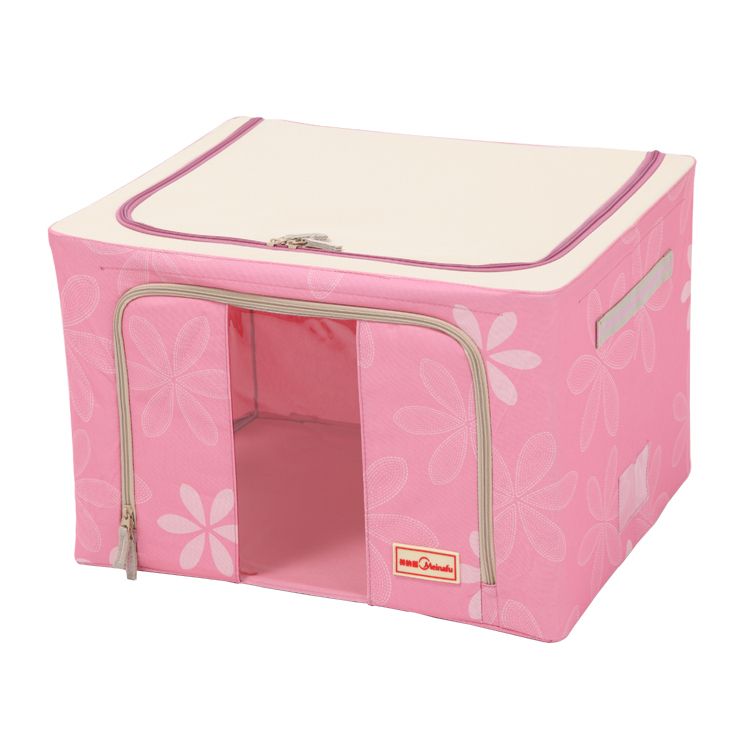 Oxford Storage Box New Style Folding Box For Toys Clothes 66L(China (Mainland))