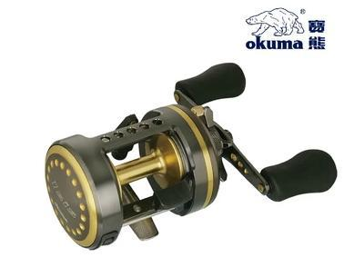 Front drag spinning reel fluidrive fishing reels bait for Fish drops reels