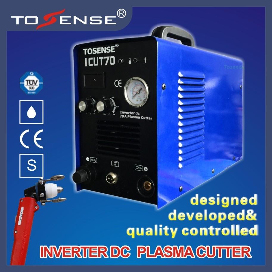 Установка для дуговой сварки TOSENSE 13KGS IGBT DC 220 CUT70 220V установка для дуговой сварки tosense ac dc tig mma cut 3 1 super200p