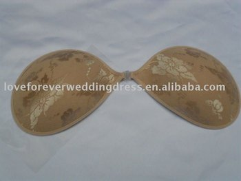 Best Selling Self-adhesive Invisible Bridal Bra Free Shipping
