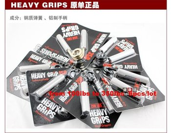 Free shipping.100lbs-350lbs.hand grippers.heavy grips.stong man.super deal,6pcs/lot