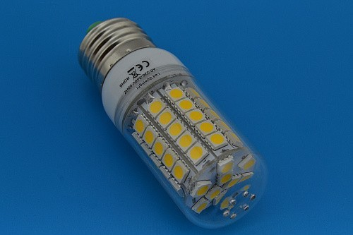 5050 69 LED Lamp 12W E27 E14 G9 LED Corn Bulb 1050LM Cold white / Warm White Light Bulb
