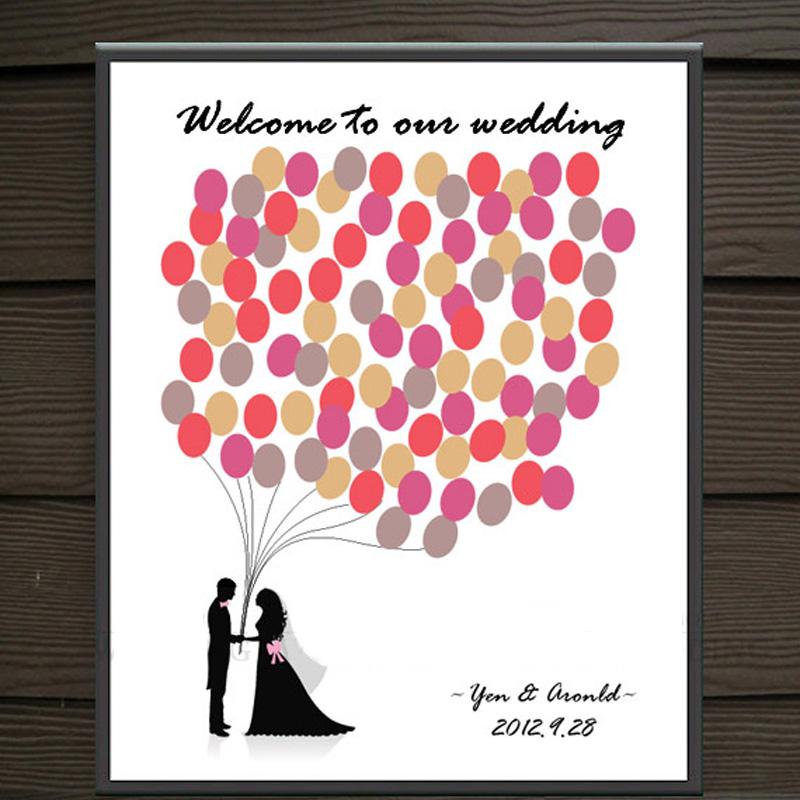 Дерево поздравлений на свадьбу 16