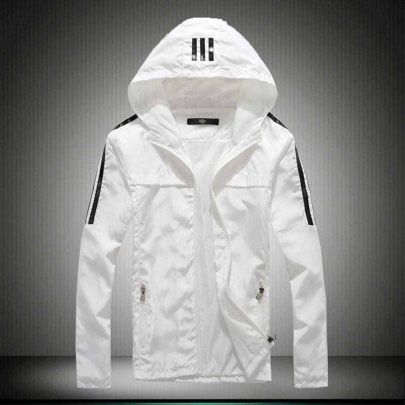 El nuevo 2016 de los hombres boutique de moda movimiento delgado chaquetas con capucha/Thin prima Macho ocio capa de la chaqueta/de Los Hombres ocasionales chaqueta(China (Mainland))