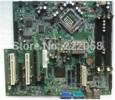 PowerEdge SC440 Workstation motherboard NY776 or YH299 100% tested working(China (Mainland))