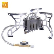 Buy BULIN BL100 T4 Outdoor Camping Foldable Split Gas Stove Picnic Burner Durable Foldable Gas Stove Collapsible Bracket for $34.20 in AliExpress store