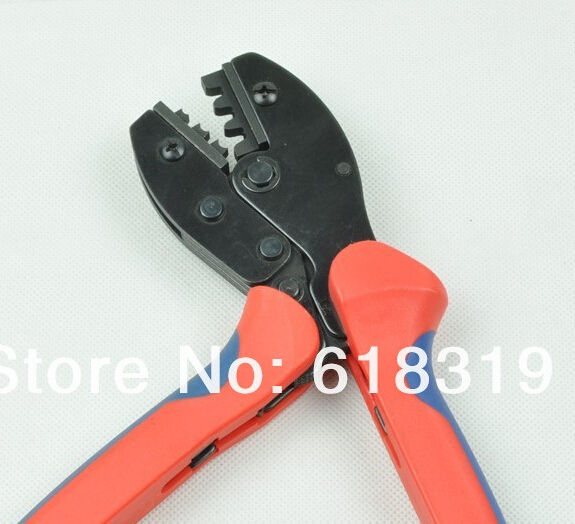 MC4 Crimping tool for MC4 connector solar cable 2.5/4/6mm2,PV Crimping Tools For DIY Solar Power System(China (Mainland))