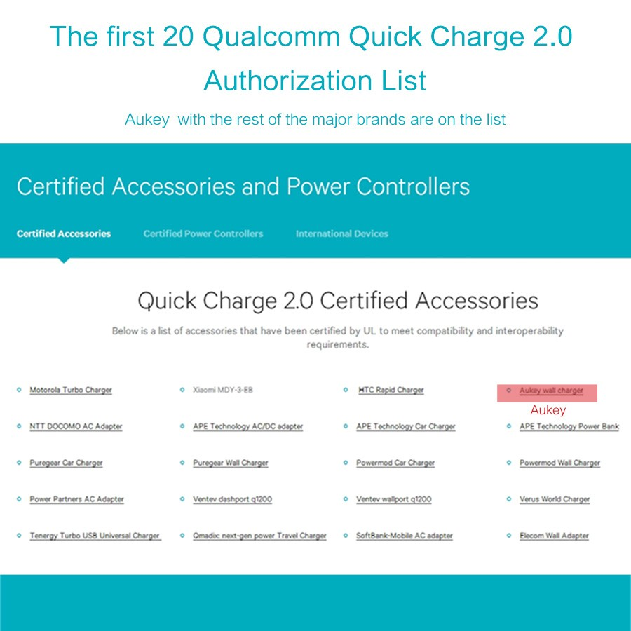 aukey 16000mah portable charger manual