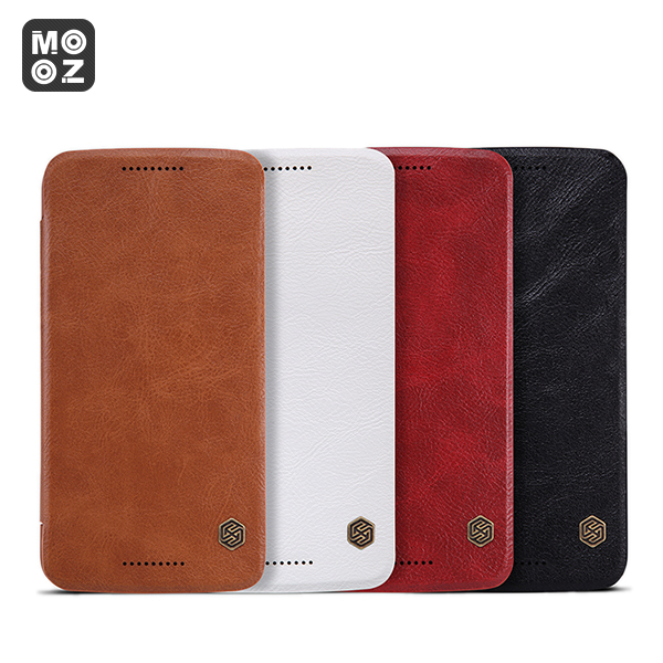 NILLKIN Ming Leather Case Flip Leather Cover For For MOTO X Style XT1570 cases leather case(China (Mainland))