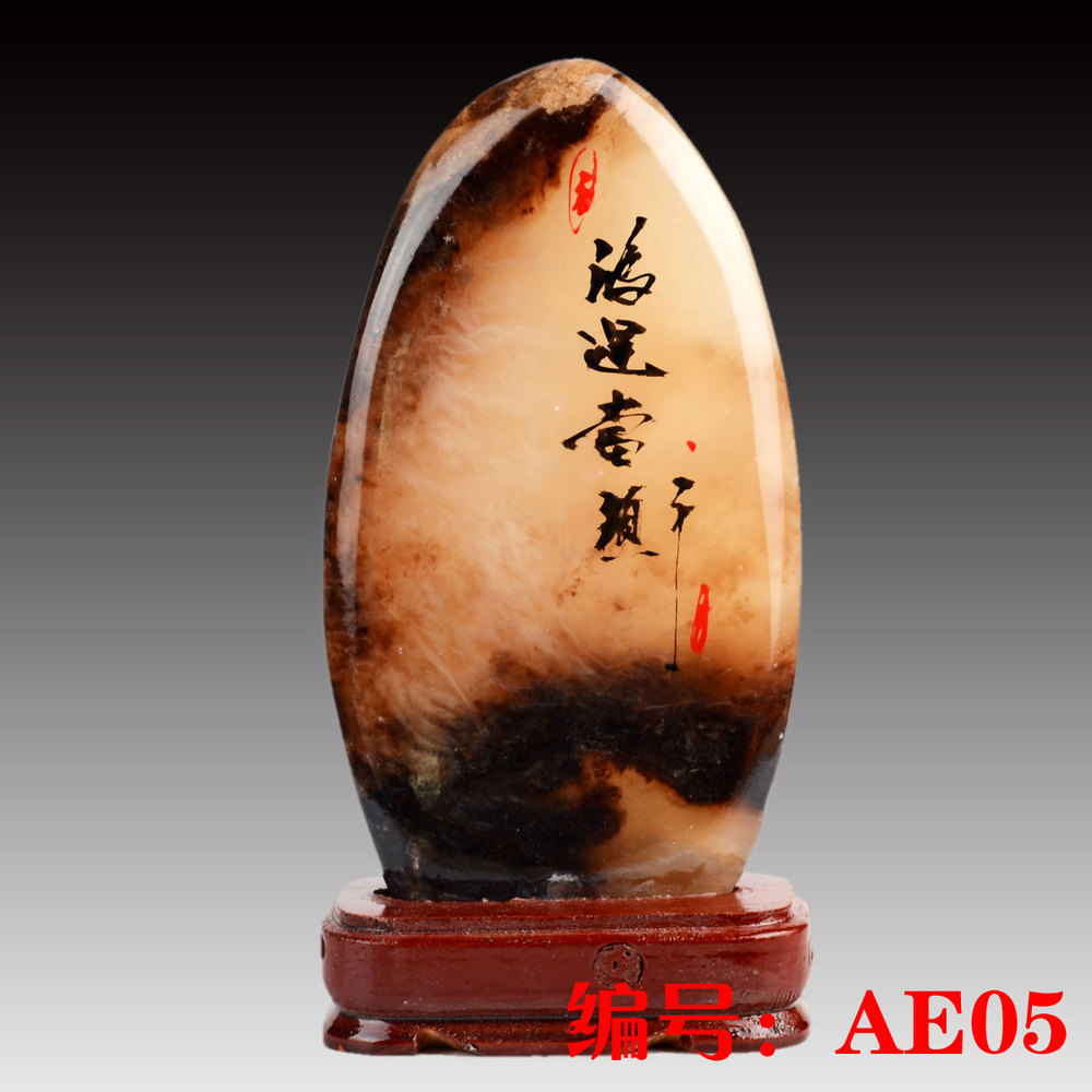 club lucky feng shui words jade ornaments ganoderma taishan taishan stone town house supplementary angle cai whole variety of op angle feng shui