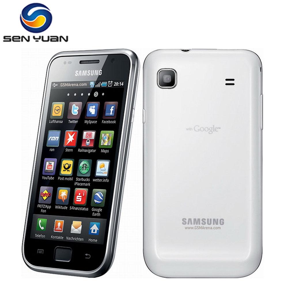 "Original Samsung I9000 Galaxy S Mobile Phone 3G WiFi GPS 5MP 4.0"" Touchscreen 8GB ROM 512 RAM i9000 cell phone(China (Mainland))"