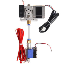 GT8 Long Distance geeetech 3d printer extruder j-head nozzle 0.3/0.35/0.4/0.5mm  for 1.75/3mm PLA/ABS filament free shipping
