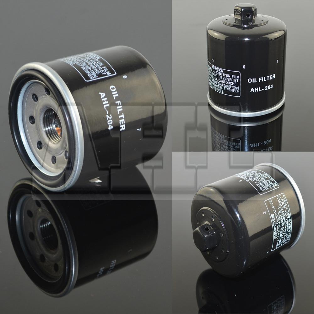 Масляный фильтр для мотоциклов AHL 1 HONDA CB600F CB 600F 600 F CB 600 F HORNET 600 2003/2006 запчасти для мотоциклов honda 400 600 steed vlx400 600