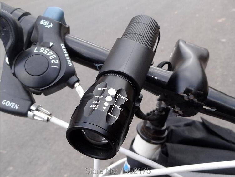 New Bicycle Front Lamp 7 Watt 2000 Lumens Bfi Hot Deals