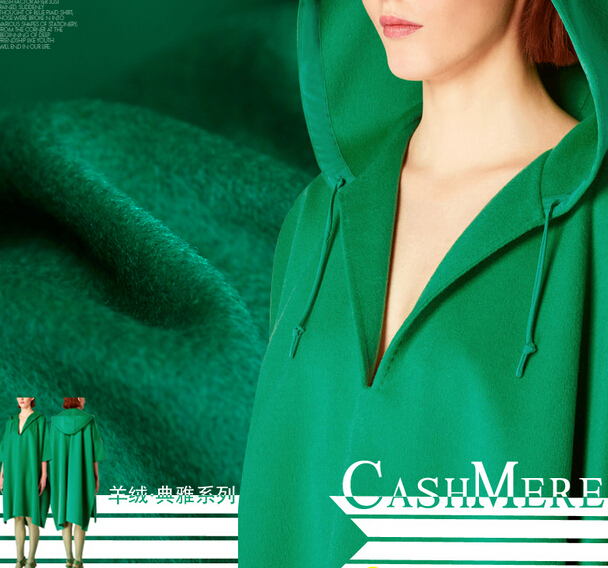 Popular Fabric Green Coat-Buy Cheap Fabric Green Coat lots from ...