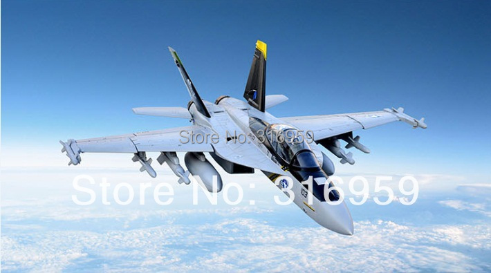 Super US Air Force Double Vector F18 Hornet Harrier Fighter Attacker 2.4G 12 Channel RC 70mm twin-duct aircraft Electronic Model<br><br>Aliexpress