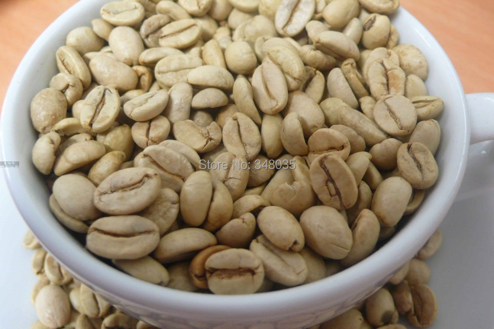 RUSSIAN CHOICE 500g raw Green Coffee Beans onsale organic drinking to reduce weight