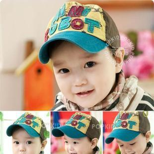 Free Shipping Fashion Baby Sun Caps Visors,Baseball Cap Children Cotton Hats Lc13030811