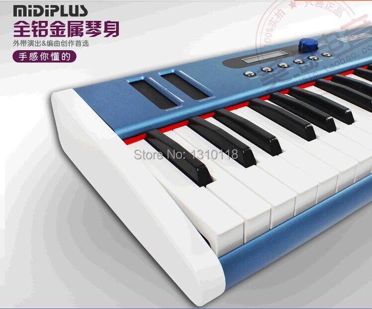 Midiplus Dreamer 88 -Key USB Midi Keyboard Controller with Semi-Weighted Keys.With the source. IPAD MIDI musical keyboard(China (Mainland))