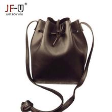 New 2016 PU Bucket Bag Handbag Female Girl Casual Shoulder Bag Crossbody Bags Women Messenger Bag Bucket 001
