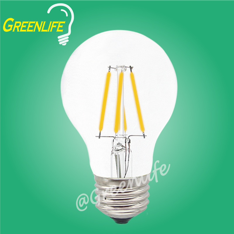 E27 Antique LED Edison Bulb A60 Vintage LED Bulb 220V Retro LED Filament Light Glass LED Bulb Lamp 4W 8W 12W 16W MAX Candle Lamp(China (Mainland))