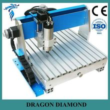 Mini CNC Router engraver machine Desktop LZ-3040 High speed and good quality machine