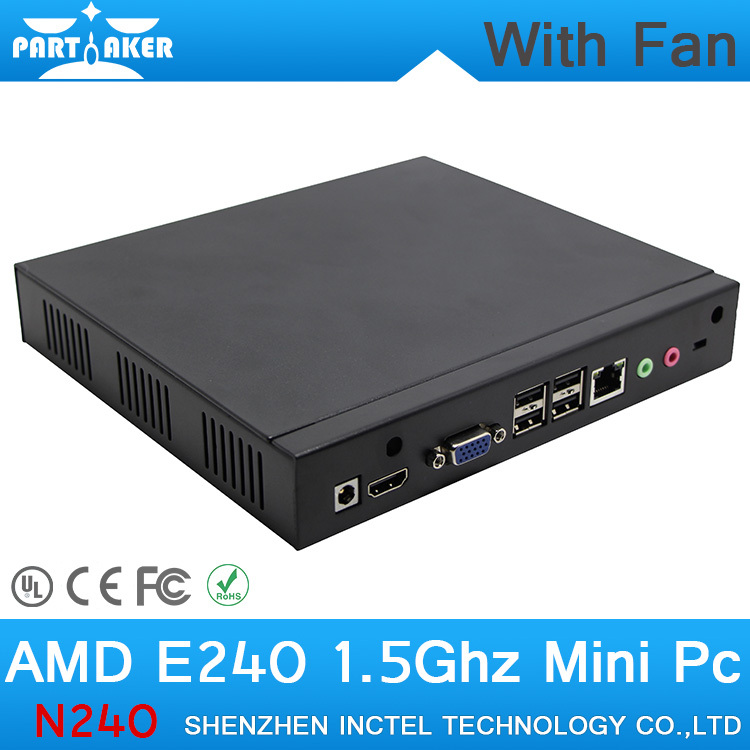 4G RAM16G SSD Wholesale Cheap Mini PC Case Computer Server DDR3(China (Mainland))