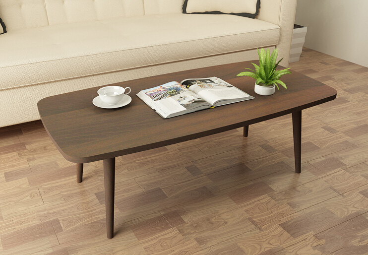 Free shipping Folding Legs Japanese Living Room Rectangle Shape Modern Wooden Ikea Low Center Sofa Table For Bedroom Side Table(China (Mainland))