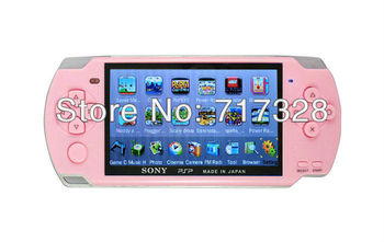 "Sell 4GB 4.3"" TFT Screen MP5 Game Player MP4 Player MP3 Player built in 3000 Games"
