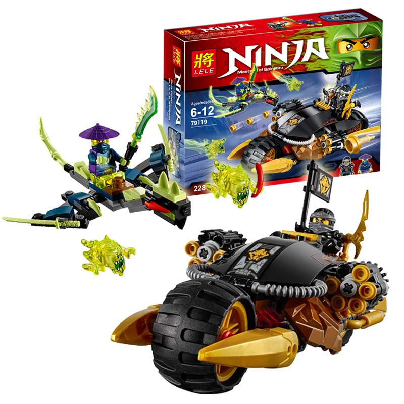 1 pc Ninja COLE Armed heavy locomotive Kid Baby Toy Mini Figure Building Blocks Sets Model Minifigures Collection Brick<br><br>Aliexpress