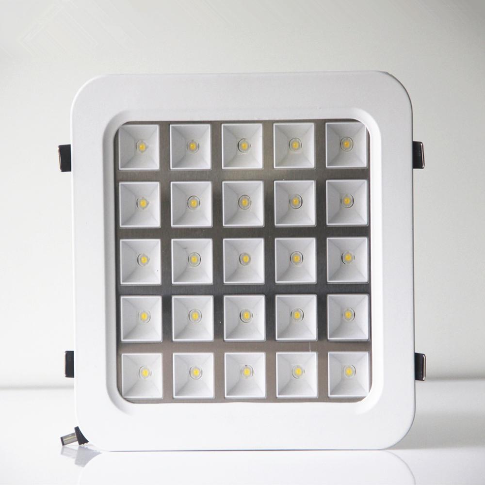 NEW 4w 9W 16W 25W Led panel lights Recessed Grid Downlight Lattice Ceiling Channel corners Home Kitchen Bathroom illumination(China (Mainland))