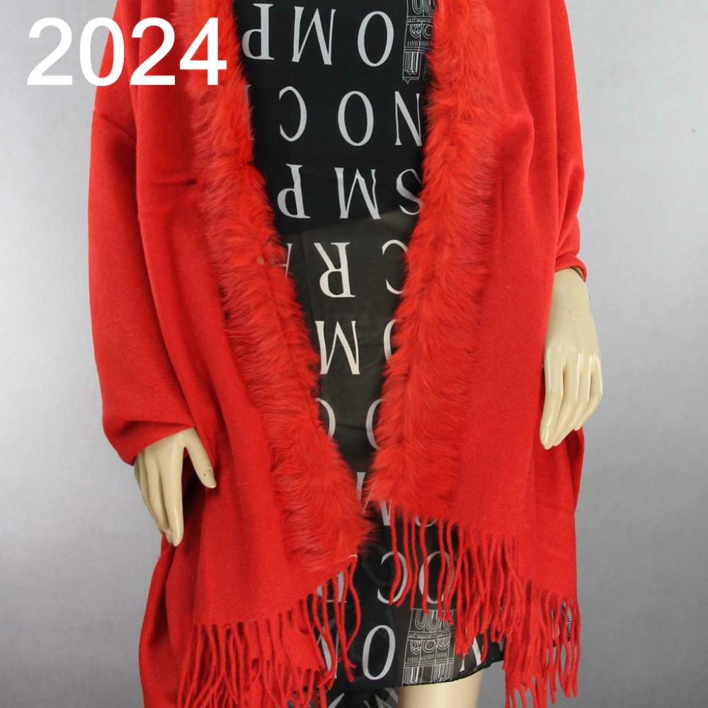 Cashmere wool Scarf_2024_1