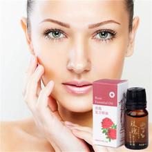 Buy Women's Skin Care Rose essential oil Moisturizing Whitening Anti Wrinkle Snail Facial Cream 10ml for $1.75 in AliExpress store