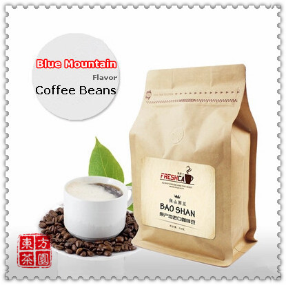 HOT Sale Green Coffee Slimming Blue Mountain Coffee Beans Cooked Coffee Bean After Order Freshly Baked