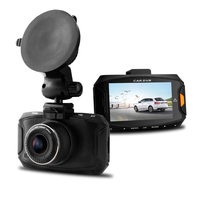 "Camera Car DVR Built In Recorder G-sensor 1080P Full HD HDMI 2.7"" LCD 170 Degree for G90(China (Mainland))"