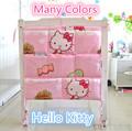 Promotion Kitty Mickey 62 52 Kids Baby Bath Tub Toy Bag Hanging Organizer Storage Bag baby