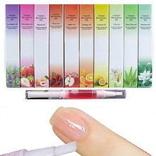 1PCS Nail Nutrition Oil Removing Barbed Edge Random Color Free Shipping Wholesale(China (Mainland))