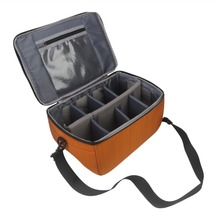 Buy Waterproof Shockproof DSLR Camera Insert Partition Inner Bag Case Padded Insert Cover Protective Case Bag Cannon/Nikon/Sony for $28.66 in AliExpress store