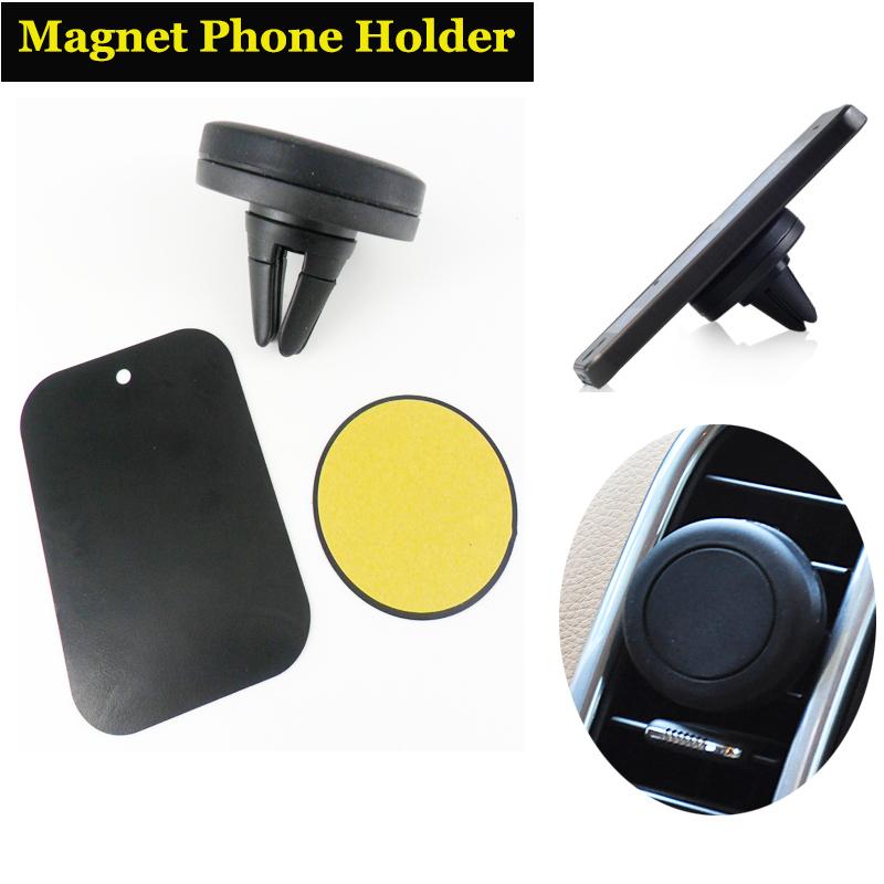 New Mini Magnet Magnetic Mobile Phone Holder Air Vent