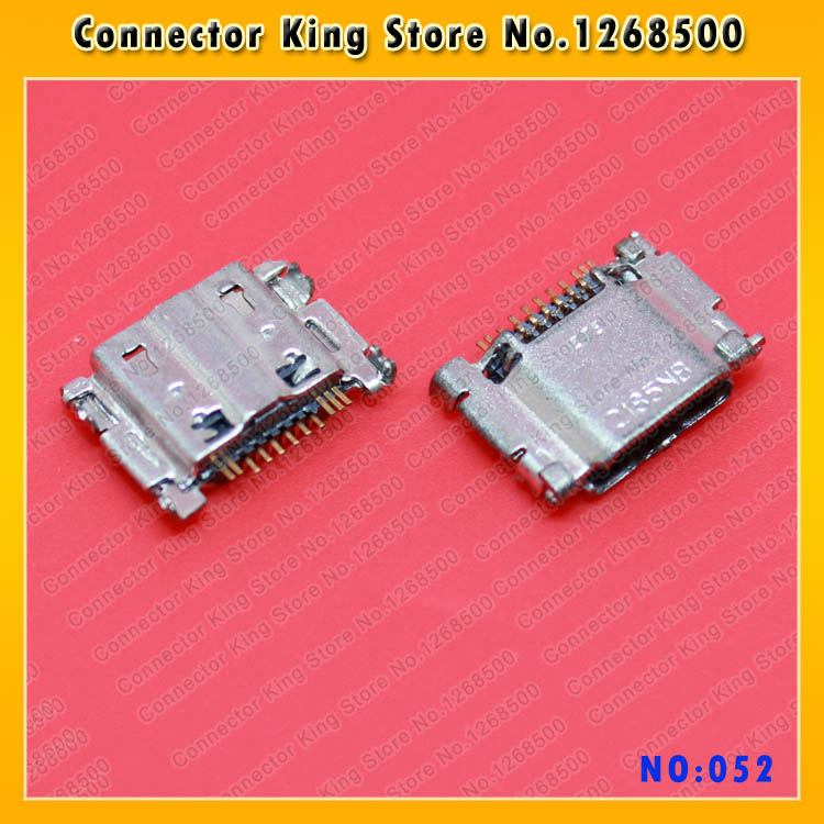 Free shipping 30xNew DC Power Jack Micro USB Port Plug Socket for Samsung I9308 I939 I9300 Micro USB Connector Charging Socket