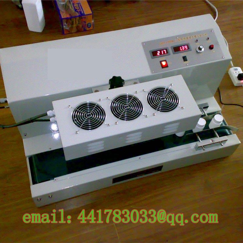 LGYF-1500A-II desktop transistor electromagnetic induction capper induction sealer PET plastic film sealing machine(China (Mainland))