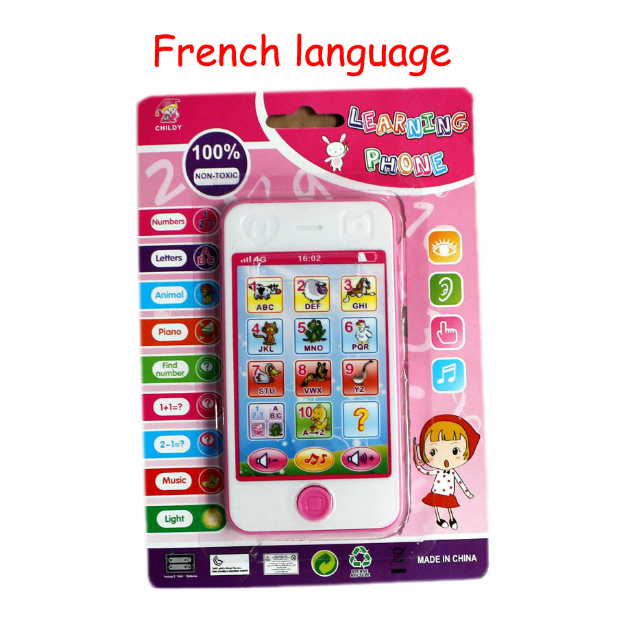 Language Learning Toys : Learn language french promotion shop for promotional