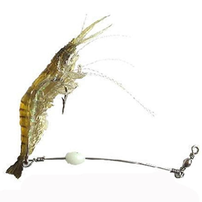рыболовная приманка искусственная креветками