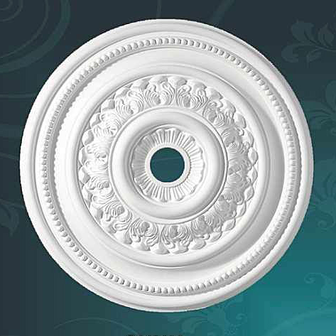 ceiling rosette PU decorative ceiling rose chandelier ceiling plate lamp base top panel European style(China (Mainland))