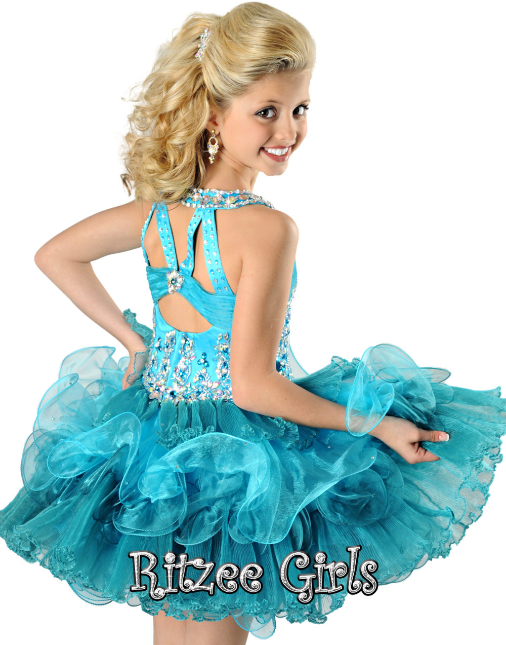 Girls Short Pageant Dresses | Cocktail Dresses 2016