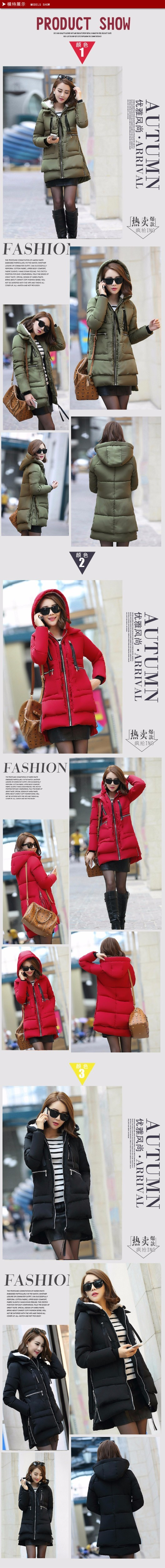 New 2016Winter Jacket Women Parkas Women coats Female Outerwear Plus Size M-5XL Thickening Wadded Coat Casual Down oversize coat