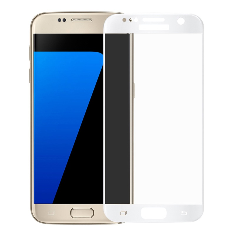 for Galaxy S 7 Tempered Glass 0.2mm 3D Full Size Tempered Glass Screen Protector for Samsung Galaxy S7 G930