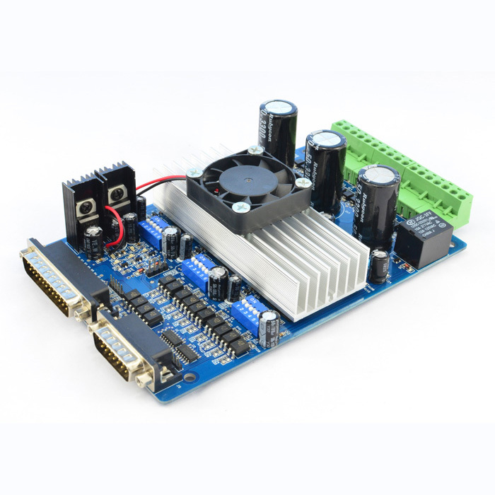 3 Axis Tb6560 Cnc Stepper Motor Driver Stepper Controller Board For Cnc Router Kits In Motor