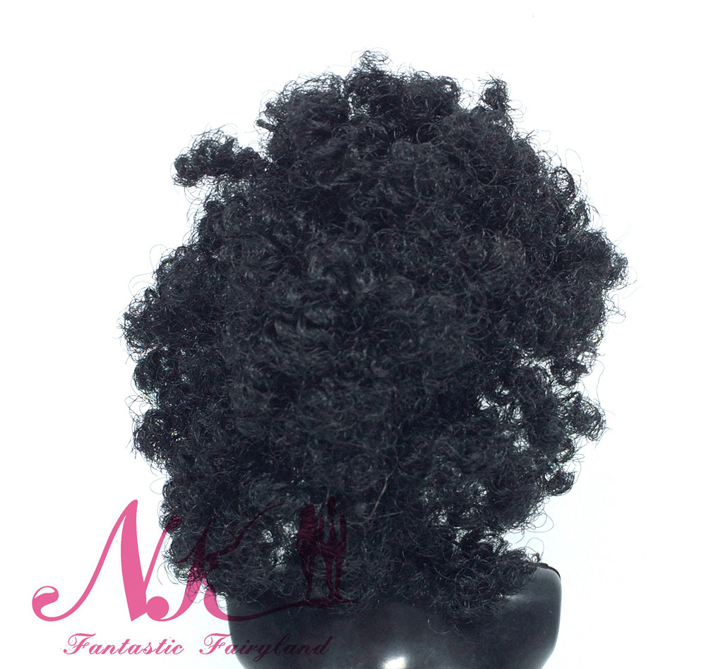 NK One Pcs Authentic FR Doll Head  For FR  Restricted Version Assortment Black Explosion Coiffure Greatest DIY Reward For Women'  Doll