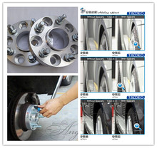 A pair of (2pieces), 30 mm, 5 x130 hole of 71.6 mm, wheel adapter, spacers, suitable for Volkswagen touareg and the for audi Q7(China (Mainland))
